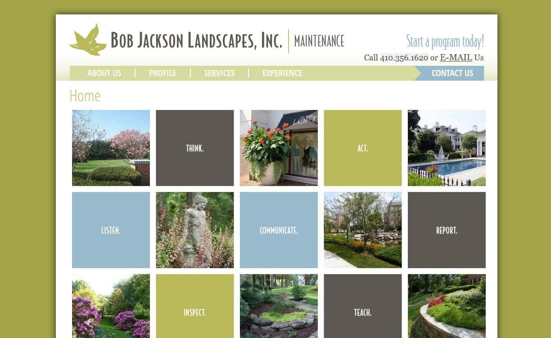 Bob Jackson Landscapes