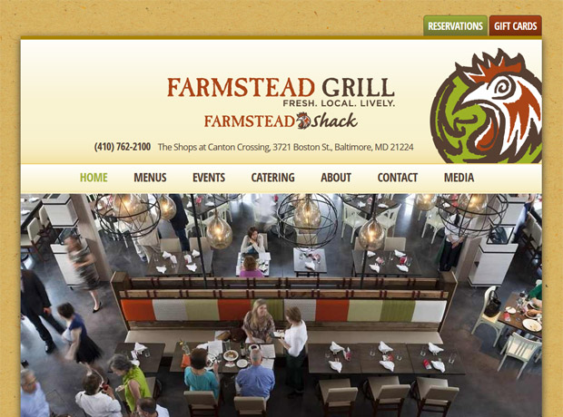 Farmstead Grill