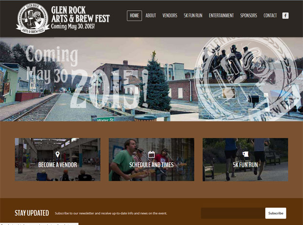 Glen Rock Arts and Brew Fest