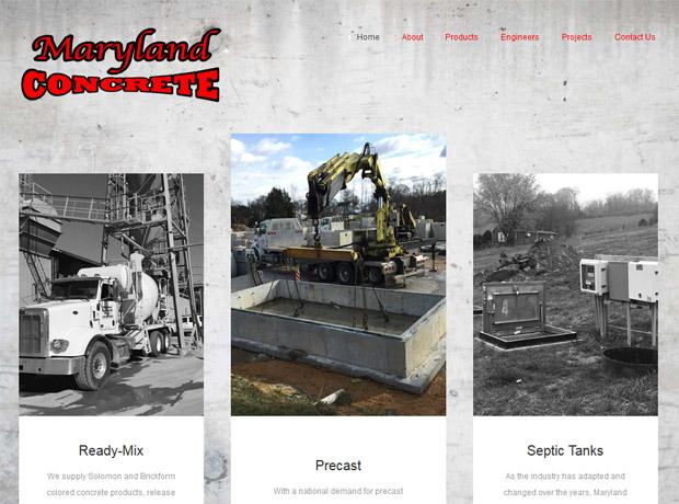 Maryland Concrete Septic Inc.